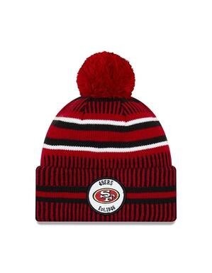 San Francisco 49ers Beanie Hat
