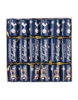 Spurs Merry Christmas Crackers