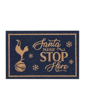 Spurs Merry Christmas Door Mat