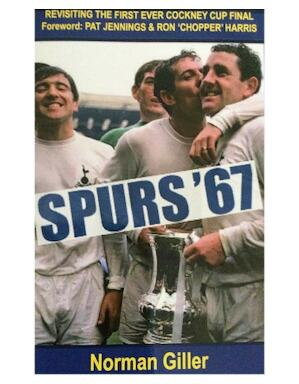 Spurs 67\' Book By N.Giller