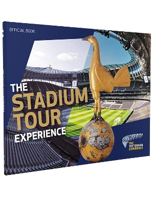 Spurs Stadium Tour Experience Book