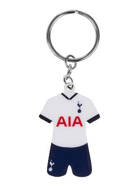 Spurs 2019/20 Home Kit Keyring
