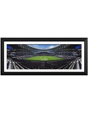 Spurs Stadium Framed Panoramic Picture