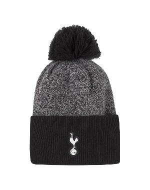 Spurs New Era Adult Wide Cuff Bobble Hat