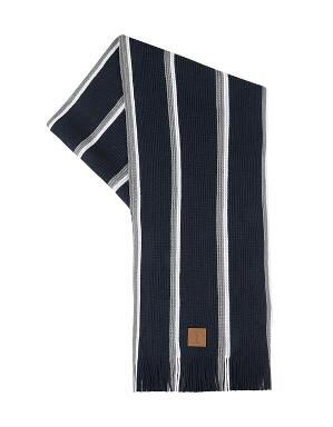 Spurs College Stripe Scarf