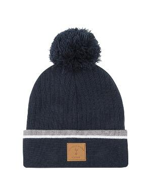 Spurs Adult College Beanie