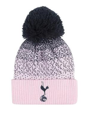 Spurs Kids Pink Scatter Beanie