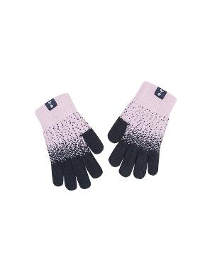Spurs Kids Pink Scatter Gloves