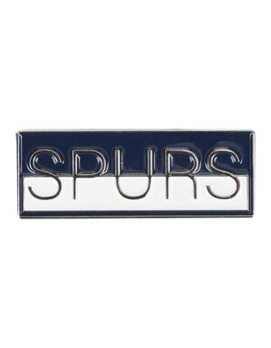 Spurs Wordmark Pin Badge