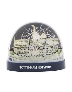 Spurs Cockerel Snowglobe