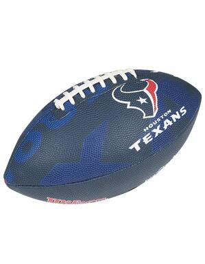 NFL Houston Texans Team Ball
