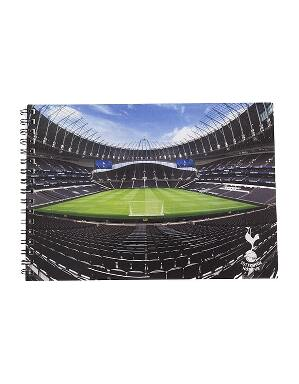 Spurs Stadium Notebook