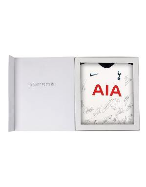 Spurs 2019/20 Boxed Signed Shirt