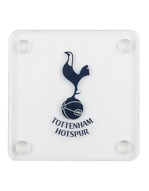 Spurs Set Of 4 Glass Coasters