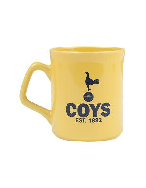Spurs Yellow COYS Mug