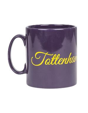 Spurs Purple TH Mug