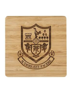 Spurs Shield Crest Coaster