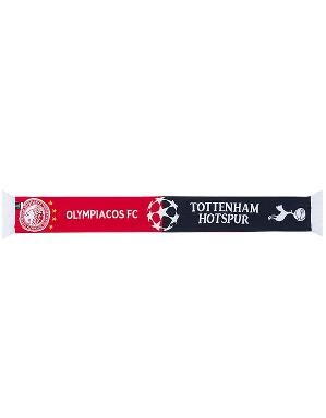 Spurs CL THFC v Olympiacos Scarf