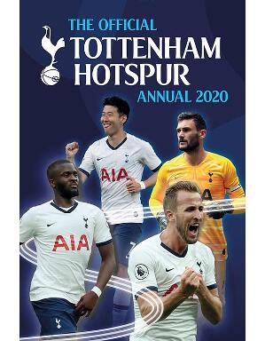 Spurs 2020 Annual Book