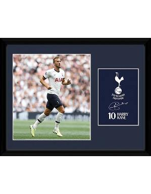 Spurs Harry Kane 2019/2020 Framed Picture
