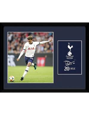 Spurs Dele Alli 2019/2020 Framed Picture