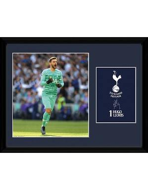 Spurs Hugo Lloris 2019/2020 Framed Picture