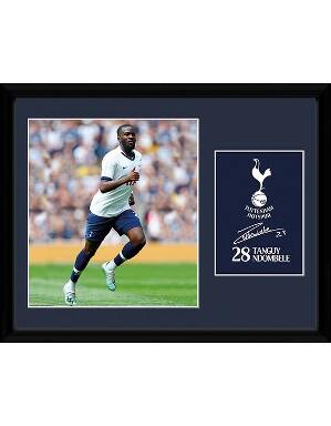 Spurs 2019/2020 Ndombele Framed Picture