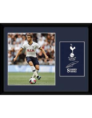 Spurs 2019/20 Winks Framed Picture