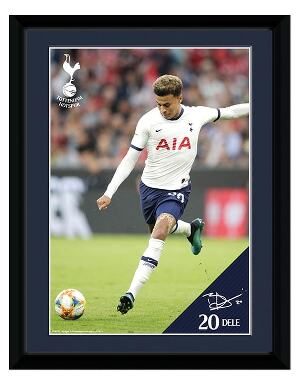 Spurs 2019/20 Dele Desktop Picture