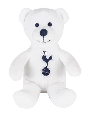 Spurs White And Navy 6 inch Bear