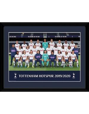 Spurs 2019/20 Team Framed Picture