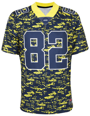 Spurs Nike Adult American Football Jersey