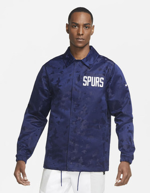 Spurs Nike Adult American Football Jacket