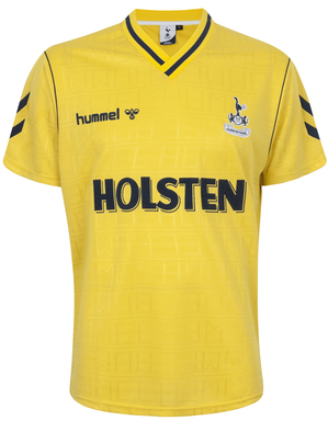 Spurs 1988 Hummel Away Shirt