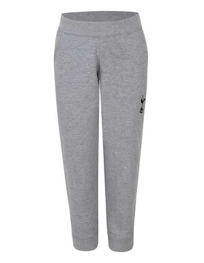 Spurs Kids Grey Essential Pant