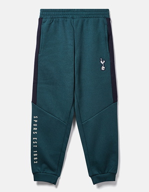 Youth Boys Spurs Colour Block Joggers