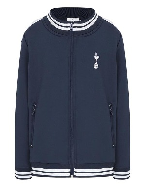 Spurs Boys Funnel Neck Track Jacket