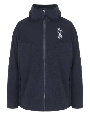 Spurs Kids Fleece Colour Block Hoodie