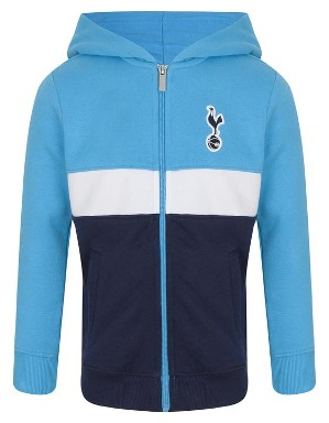 Spurs Kids Colour Block Hoodie