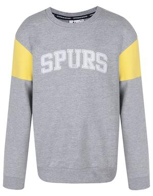 Kids Boys Spurs Applique Sweatshirt