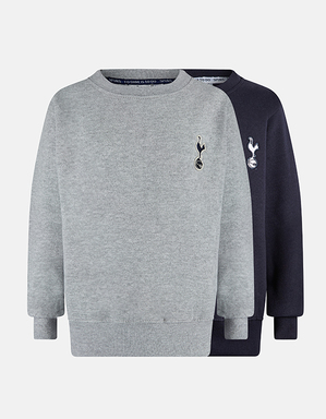 Spurs Kids Essential Sweat Top