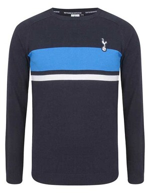 Spurs Kids Colour Block Jumper