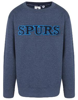 Spurs Kids Boys Crew Neck Sweatshirt