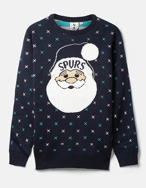 Spurs Kids Christmas Jumper