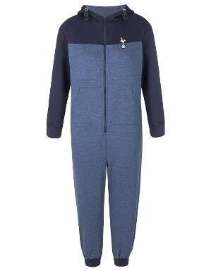 Spurs Boys Colour Block Onesie