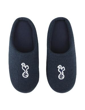 Spurs Boys Mule Slippers