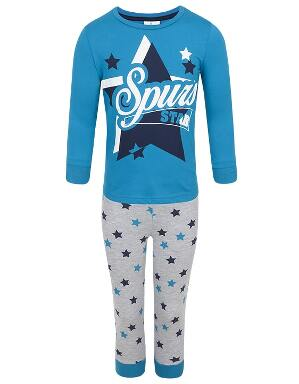 Spurs Kids Younger Boys Star PJs