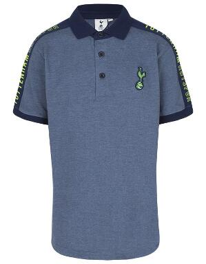 Spurs Kids Tape Sleeve Polo