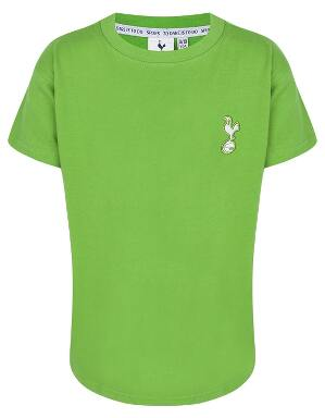 Spurs Kids Green Essential T-Shirt