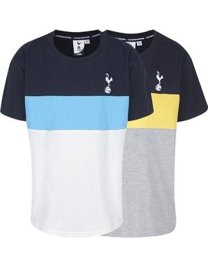 Spurs Kids Colour Block T-Shirt